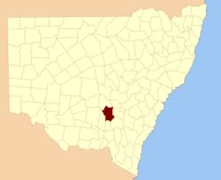 Bland NSW