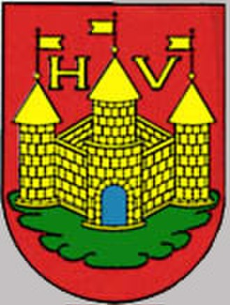 Huy - Image: Blason huy