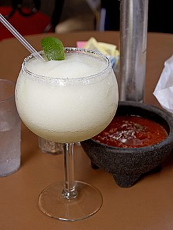 definition of margarita