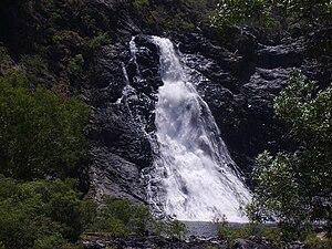 Bloomfield Falls - Image: Bloomfield Falls