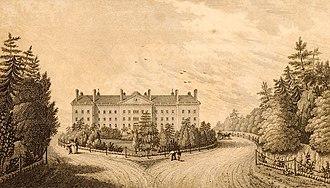Bloomingdale Insane Asylum - Image: Bloomingdale Insane Asylum, Manhattan