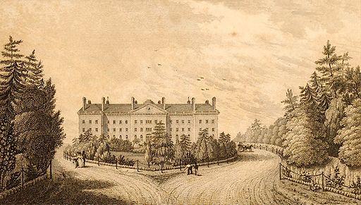 Bloomingdale Insane Asylum, Manhattan