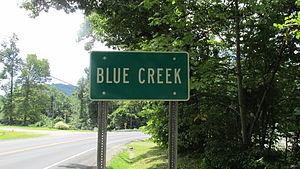 Blue Creek, Ohio - Image: Blue Creek OH1