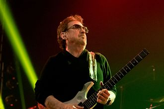 Buck Dharma - Image: Blue Öyster Cult Wacken Open Air 2016 05