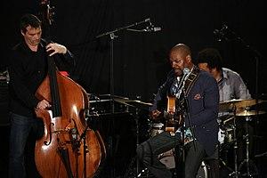 The Bobby Broom Trio - Image: Bobby Broom Trio IN Ntöne Jazzfestival 2013 07