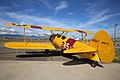 Boeing-Stearman Model 75 flown by former President George H.W. Bush.jpg
