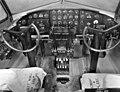 Boeing Model 299 cockpit b299-6.jpg