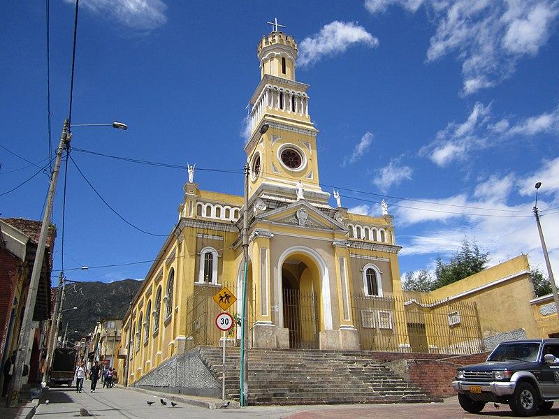 File:Bogotá, Parroquia de Nuestra Señora de Belén.jpg