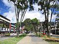 Bogotá calle 92 con carrera 15 El Chicó..JPG