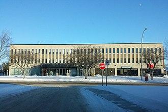 Boisbriand, Quebec - Boisbriand city hall