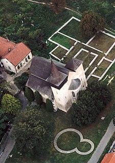 Boldva Village in Northern Hungary, Hungary