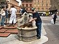 Bologna-Horatius si rinfresca le idee-DSCF7158.JPG