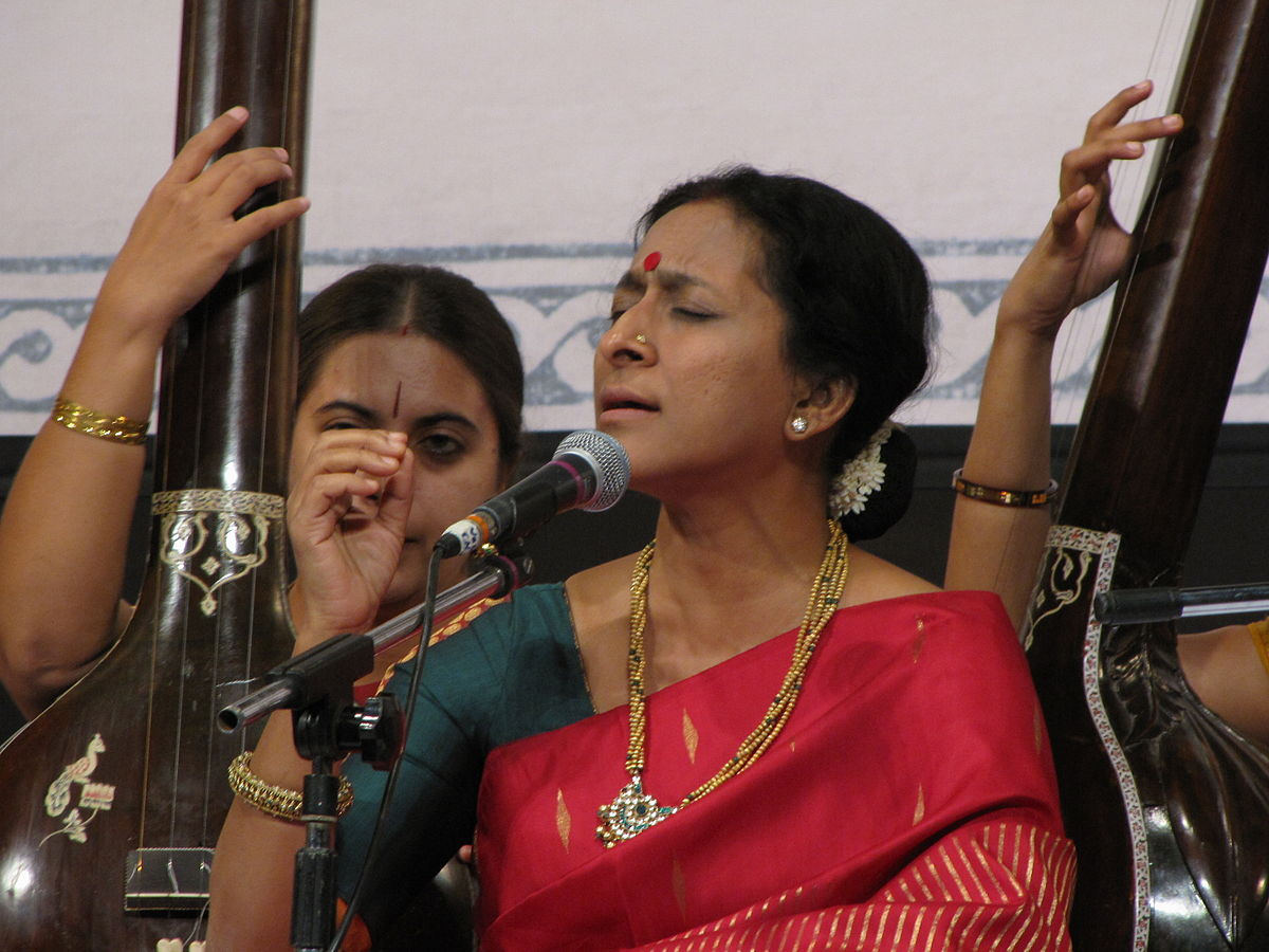list of songs recorded by bombay jayashri wikipedia
