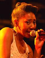 Boney M. feat. Liz Mitchell - Jessy – Appen musiziert 2014 04.jpg