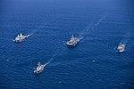 Bonhomme Richard Expeditionary Strike Group, 31st Marine Expeditionary Unit Sail to Australia 150703-M-CX588-120.jpg