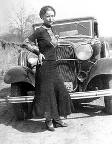Bonnie And Clyde >> Bonnie And Clyde Wikipedia