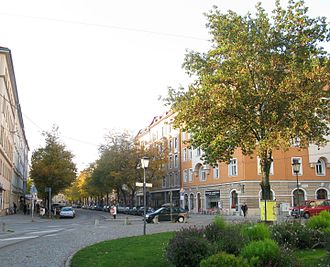 Au-Haidhausen - Neighborhood in Haidhausen