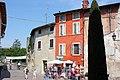 Borghetto (Vallegio sul Mincio), villagescape.JPG