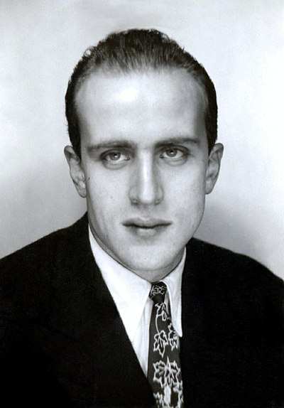 Picture of a band or musician: Boris Vian