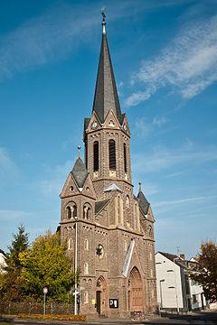 Bornheim Denkmal-116 Alte-Pfarrkirche-St-Sebastianus