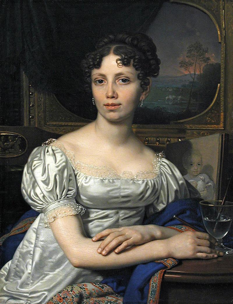 Художник В. Л. Боровиковский. (1821)