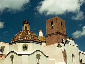 Roman Catholic Diocese of Alghero-Bosa - Image: Bosa Dom 5