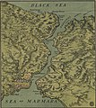 Bosporus - The Strand coloured detail map of the Dardanelles, Constantinople (5003782) (cropped).jpg