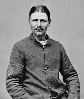 Union Army sergeant