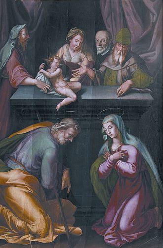 Bernardino Poccetti - Image: Bottega di Bernardino Poccetti, Certaldo