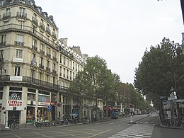 Image illustrative de l'article Boulevard de Sébastopol