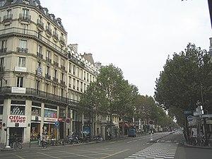 Boulevard de Sébastopol - boulevard de Sébastopol today
