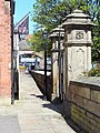 Boundary Wall To West Of Parish Church Of St Peter With South West Gateway.jpg