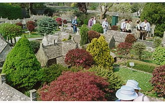 Bourton-on-the-Water - The model village