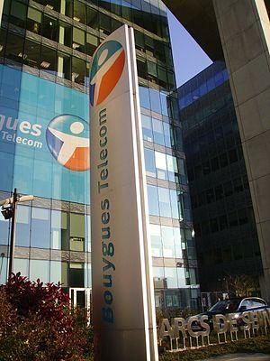 Siège social de Bouygues Telecom aux Arcs de S...