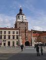 Brama Krakowska widok od strony zachodniej..jpg