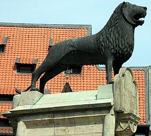Brunswick Land - Brunswick Lion