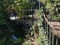 Bridge Over Hobson'S Brook Mid Way Along Brookside.jpg