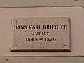 Briegleb Hans Karl Göttingen Gotmarstraße1 a.jpg