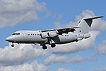 British Aerospace BAe 146 C.3 'ZE707' (26175436788).jpg