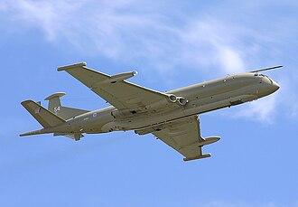 Hawker Siddeley Nimrod - Hawker Siddeley Nimrod MR2