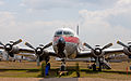 British Eagle DC-6 2 (5985546404).jpg