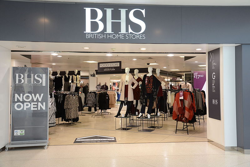 Crafty businessman moves huge profits offshore while for British house store