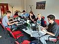 Brno, Wikivýstaviště 2018-05-12, encyklopedická práce (16.12.26).jpg