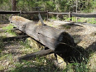 Brockman National Park - Image: Brockman Sawpits 3 Brockman NP I 2015