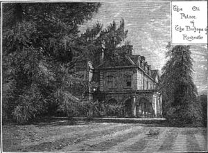 Bromley Palace - Bromley Palace, 19th century