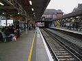 Bromley South stn slow eastbound platform looking west3.JPG