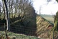 Brompton Regis, West Somerset Mineral Railway formation - geograph.org.uk - 104690.jpg
