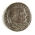 Bronsmynt med Konstantin, 320-337 - Skoklosters slott - 110730.tif