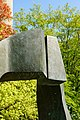 Bronzeplastik Grand Astre 1⁄3 (André Ramseyer 1966) 10.jpg