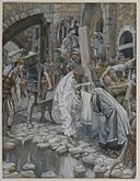 Brooklyn Museum - A Holy Woman Wipes the Face of Jesus (Une sainte femme essuie le visage de Jésus) - James Tissot.jpg
